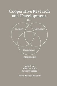 Cooperative Research and Development: The Industry-University-Go