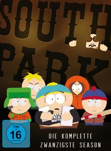 South Park. Staffel.20, 2 DVD