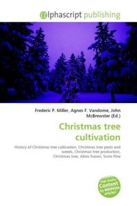 Christmas tree cultivation