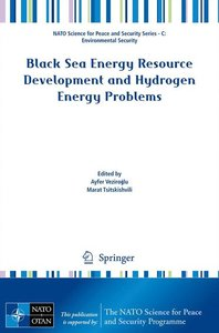 Black Sea Energy Resource Development and Hydrogen Energy Proble