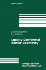 Locally Conformal Kähler Geometry
