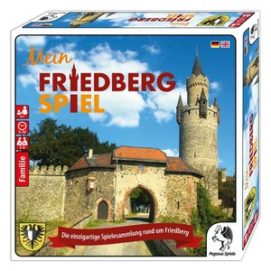 Mein Friedberg Spiel (Spielesammlung)