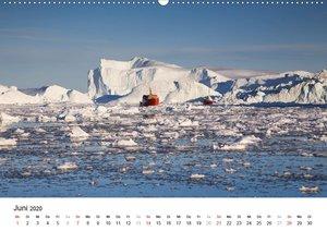 Rund um den Ilulissat Eisfjord - GRÖNLAND 2020