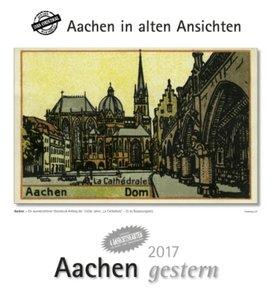 Aachen gestern 2017