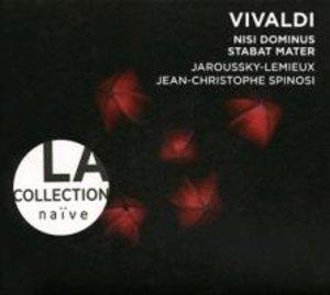 La Collection Naive-Nisi Dominus/Stabat Mater/+