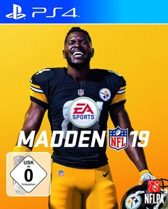 Madden NFL 19, PS4-Blu-ray Disc