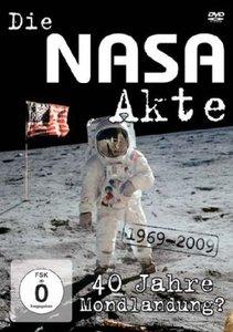 Die Nasa Akte - 40 Jahre Mondlandung?, 1 DVD