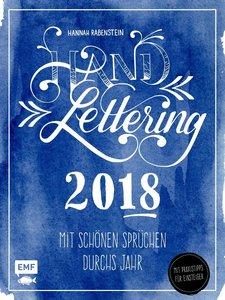 Handlettering 2018