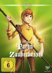 Taran und der Zauberkessel, 1 DVD