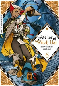 Atelier of Witch Hat - Limited Edition 6