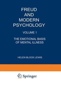 Freud and Modern Psychology