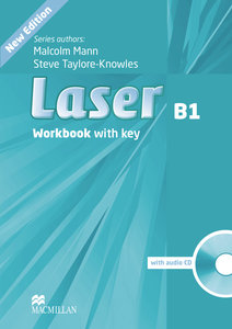 Laser B1. Workbook with Audio-CD and Key