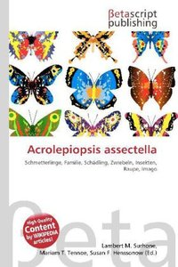 Acrolepiopsis assectella