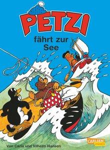 Petzi 26. Petzi fährt zur See