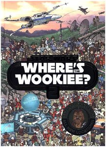 Star Wars - Where\'s the Wookiee 2