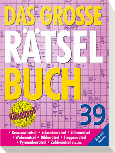 Das große Rätselbuch 39