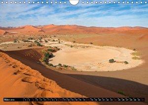 Die Namib (Wandkalender 2019 DIN A4 quer)