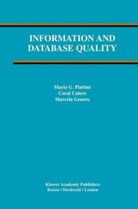 Information and Database Quality