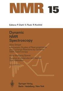 Dynamic NMR Spectroscopy