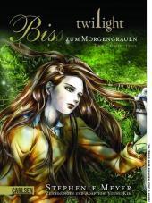 Twilight - Bis (Biss) zum Morgengrauen. Der Comic 01 - zum Schließen ins Bild klicken