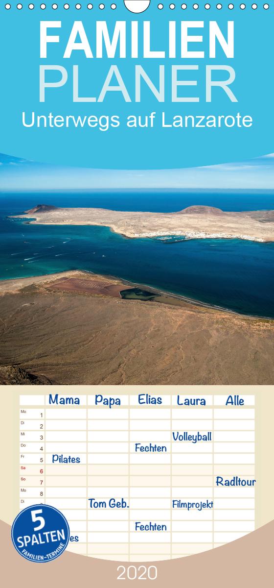 Unterwegs auf Lanzarote - Familienplaner hoch - zum Schließen ins Bild klicken