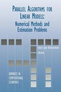 Parallel Algorithms for Linear Models