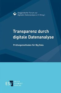 Transparenz durch digitale Datenanalyse