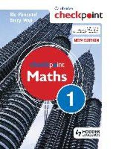 Checkpoint Maths: Book 1