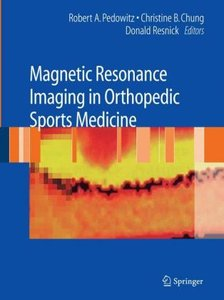 Magnetic Resonance Imaging in Orthopedic Sports Medicine