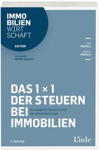 Das 1 x 1 der Steuern bei Immobilien (f. Österreich)