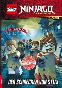LEGO® NINJAGO® - Dunkle Mächte in Ninjago City