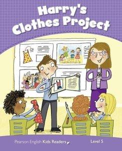 Penguin Kids CLIL Level 5 Harry's Clothes Project