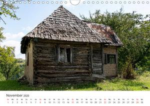 Maramures - zauberhaftes Landleben (Wandkalender 2020 DIN A4 que