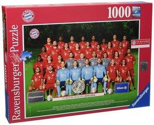 Ravensburger Puzzle 19494 FC Bayern München Saison 2015/2016 100