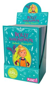 Polly Schlottermotz: Verhexte Klassenfahrt - Display mit 10 Tite
