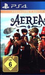 Aerea. Collector\'s Edition (PlayStation PS4)