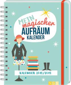 Mein magischer Aufräumkalender