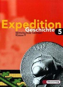 Expedition Geschichte 5. Schülerband. Sachsen