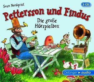 Die Große Hörspielbox Von Pettersson Und Findus