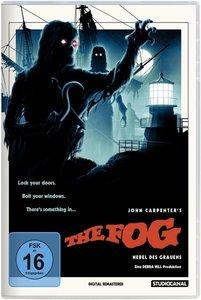The Fog - Nebel des Grauens, 1 DVD (Digital Remastered)