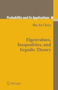 Eigenvalues, Inequalities, and Ergodic Theory