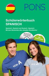 PONS Schülerwörterbuch Spanisch