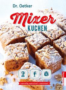 Mixer-Kuchen