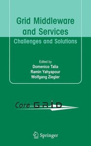 Grid Middleware and Services