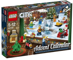 LEGO® City 60155 - Adventskalender
