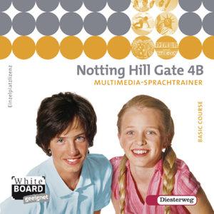 Notting Hill Gate 4 B. CD-ROM Multimedia-Sprachtrainer - Ausgabe
