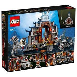 LEGO® NINJAGO 70617 - Ultimativ ultimatives Tempel-Versteck