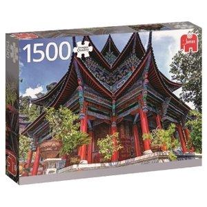Chinesischer Tempel (Puzzle)