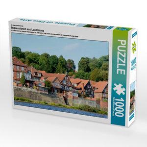 Ein Motiv aus dem Kalender Impressionen aus Lauenburg 1000 Teile