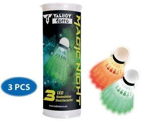 Talbot Torro 479123 - Badminton Ball Magic Night LED, Kunststoff